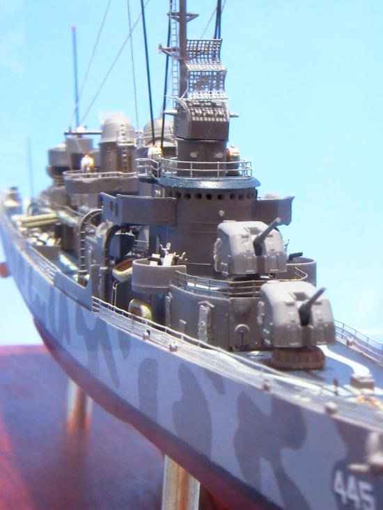 Fletcher Class Destroyer