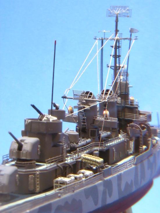 USS Fletcher DD445 Destroyers