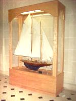 Ship Models, Restoration, Repair, Custom Casegoods and