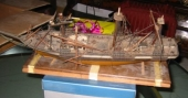 Click for Tall Ship Model Repairs
